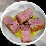 La Prova del Cuoco - Filetto di manzo impanato con salsa d'oro ricetta Hirohiko Shoda