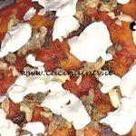 La Prova del Cuoco - Focaccia con salsiccia di cinghiale pomodoro e melanzane ricetta Gabriele Bonci