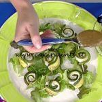 La Prova del Cuoco - ricetta Girelle di zucchine e formaggio caprino