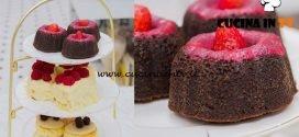 Bake Off Italia 4 - ricetta Mini bundt cake al caffè e mini sacher al cioccolato bianco di Mattia
