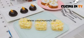 Bake Off Italia 4 - ricetta Mini sacher e mini mimose di Lorenzo