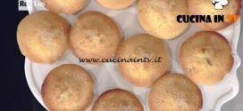 La Prova del Cuoco - Muffin da colazione ricetta Anna Moroni