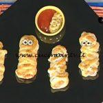La Prova del Cuoco - ricetta Mummia antipasto di Halloween