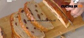 La Prova del Cuoco - Pane al mosto con salumi ricetta Anna Moroni