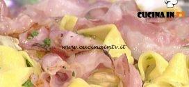 La Prova del Cuoco - Pappardelle della festa ricetta Daniele Persegani