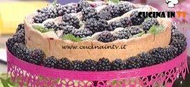 La Prova del Cuoco - Pie alle more ricetta Ambra Romani