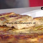 La Prova del Cuoco - Pizza con funghi porcini e toma di latte nobile ricetta Gabriele Bonci