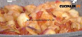La Prova del Cuoco - Pizzicotti con sugo di porcini all'arrabbiata ricetta Anna Moroni