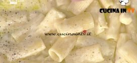 La Prova del Cuoco - Rigatoni ai quattro formaggi ricetta Luisanna Messeri