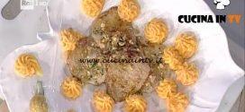 La Prova del Cuoco - Scaloppine di vitello con le nocciole ricetta Anna Moroni