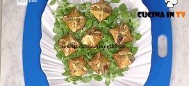 La Prova del Cuoco - ricetta Sfogliatine salate all'uva