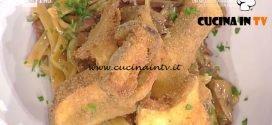 La Prova del Cuoco - Tagliatelle alla montanara ricetta Cristian Bertol