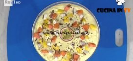 La Prova del Cuoco - ricetta Tiramisù ai frutti esotici e cioccolato