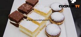 Bake Off Italia 4 - ricetta Torta deliziosa e torta al latte di Claudio