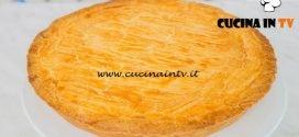 Bake Off Italia 4 - ricetta Torta della nonna con salame formaggio e cipolla di Tropea di Annalisa