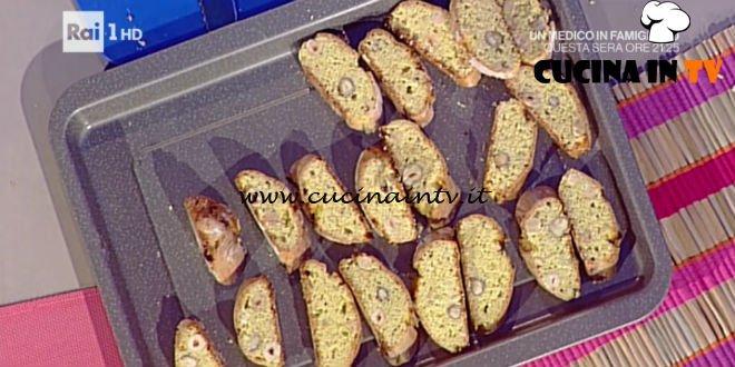 La Prova del Cuoco - Tozzetti di zia Maria ricetta Anna Moroni