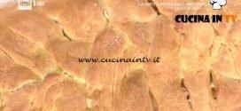 La Prova del Cuoco - Treccia con taleggio e pere ricetta Anna Moroni