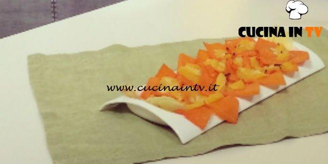 Cotto e mangiato - Zucca al forno con arance e zenzero ricetta Tessa Gelisio
