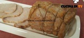 Cotto e mangiato - Arista di maiale al latte ricetta Tessa Gelisio