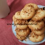 Cotto e mangiato - Biscotti nocciolosi al cocco ricetta Tessa Gelisio