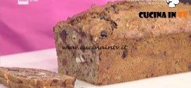 La Prova del Cuoco - Bran cake con insalata di frutta di stagione ricetta Natalia Cattelani