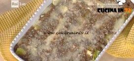 La Prova del Cuoco - Cannelloni gratinati ricetta Alessandra Spisni