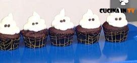 La Prova del Cuoco - ricetta Cupcake fantasma