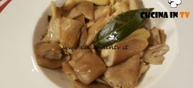 Cotto e mangiato - Funghi piccanti ricetta Tessa Gelisio