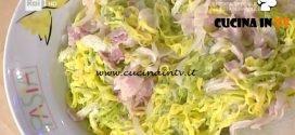 La Prova del Cuoco - Paglia e fieno con pancetta e vino bianco ricetta Alessandra Spisni