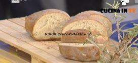 La Prova del Cuoco - Panino di patate con le polpette al sugo ricetta Gabriele Bonci