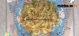 La Prova del Cuoco - ricetta Reginette con le alici