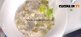La Prova del Cuoco - Risotto gorgonzola e noci ricetta Sergio Barzetti