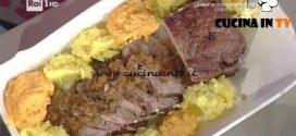 La Prova del Cuoco - Stracotto di vitello al vino rosso ricetta Anna Moroni