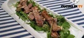 Cotto e mangiato - Tagliata alla toscana ricetta Tessa Gelisio