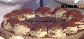 La Prova del Cuoco - Torta ai tre cioccolati ricetta Salvatore De Riso
