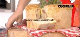 La Prova del Cuoco - Tortano ricetta Anna Serpe