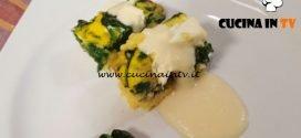 Cotto e mangiato - Tortino di polenta ricetta Tessa Gelisio