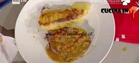 La Prova del Cuoco - Brasato di manzo al marsala con patate ricetta Sergio Barzetti