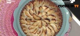 La Prova del Cuoco - Castagnaccio al gratin di mele ricetta Anna Moroni