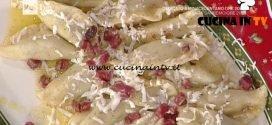 La Prova del Cuoco - Cjarsons ricetta Fabrizio Nonis