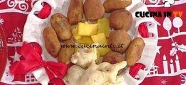 La Prova del Cuoco - Fritto misto napoletano ricetta Anna Serpe