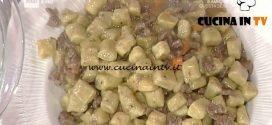 La Prova del Cuoco - Gnocchi di patate al rosmarino con ragù di cervo ricetta Markus Holzer