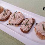 Cotto e mangiato - Mousse di trota salmonata ricetta Tessa Gelisio