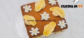 Bake Off Italia 4 - ricetta Pan di spagna al caffellatte e banane di Valentina