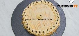 Bake Off Italia 4 - ricetta Pan di spagna al rum con base croccante crema al caffè e cioccolato di Lorenzo