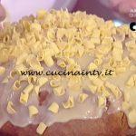 La Prova del Cuoco - Panettone al limoncello ricetta Salvatore De Riso