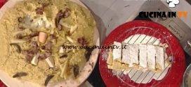 La Prova del Cuoco - Polenta taragna con formaggi ricetta Marsetti e Mainardi