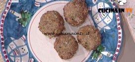 La Prova del Cuoco - Polpette di bollito ricetta Anna Moroni