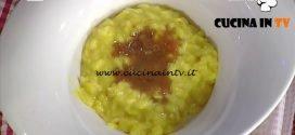 La Prova del Cuoco - Risotto alla milanese ricetta Sergio Barzetti