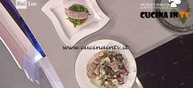 La Prova del Cuoco - ricetta Salsiccia di totano furitano
